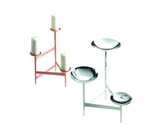 Party Candle Holder by Cappellini | Candlesticks / Candleholder