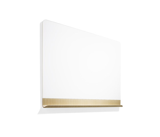 Sense Glass Board by Abstracta | White boards