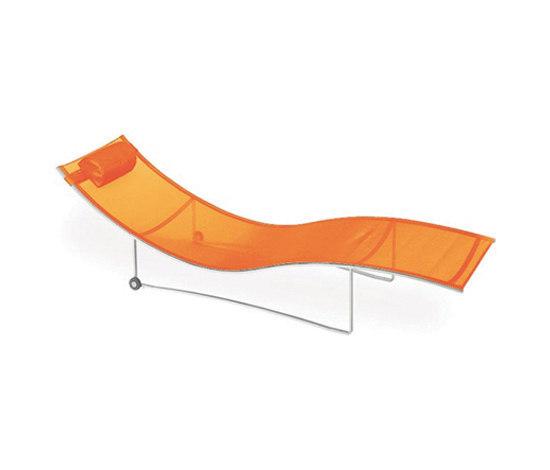 Flexy FLX 195 lounger by Royal Botania | Sun loungers