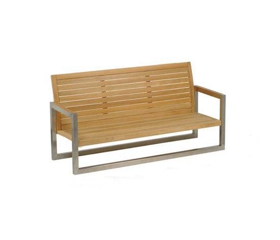 Ninix NNX 140 bench by Royal Botania | Garden benches
