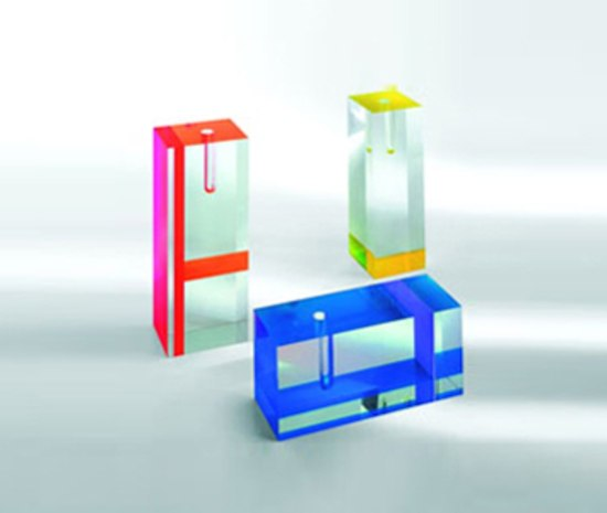 Acrylic Lamp by Cappellini | Vases