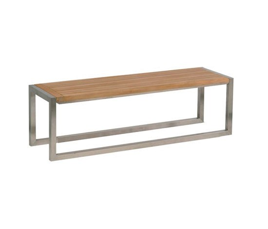 Ninix NNX 120 bench by Royal Botania | Garden benches