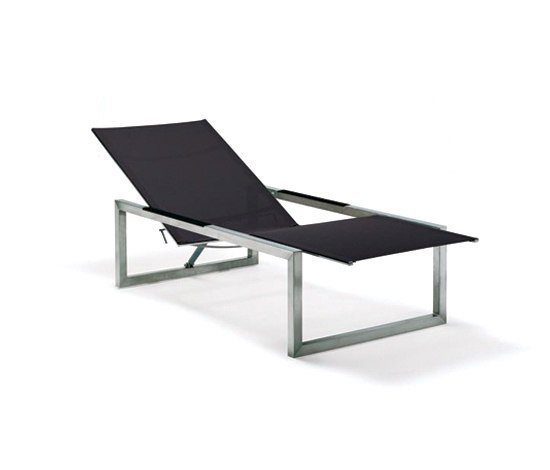 Ninix NNX 195 lounger by Royal Botania | Sun loungers