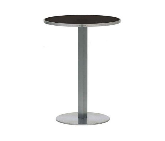 O-Zon OZN 90 mesa de Royal Botania | Mesas para cafeterías
