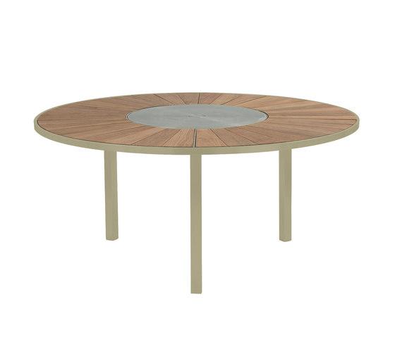 O-Zon OZN 185 table de Royal Botania | Tables à manger de jardin