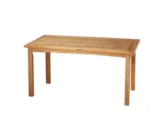 Solid Dante DAN 150 table by Royal Botania | Dining tables