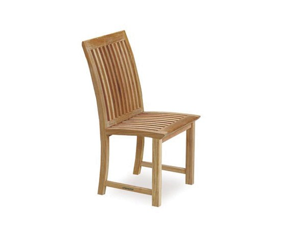 Solid Heritage HER 47 chair by Royal Botania | Garden chairs