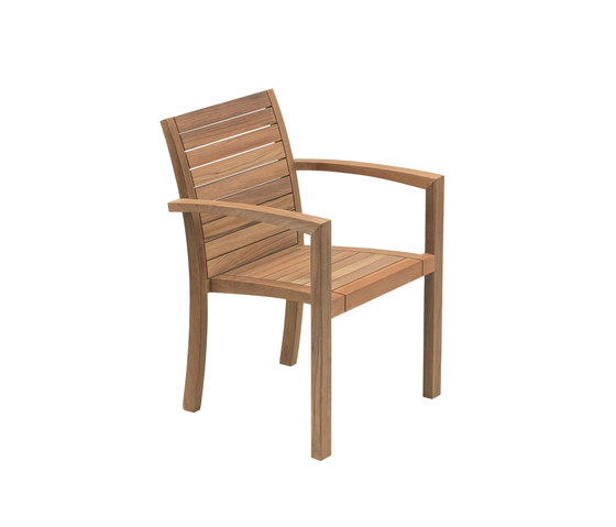 Ixit 55 Armchair by Royal Botania | Garden chairs