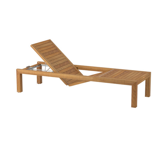 Ixit 195 Loungechair by Royal Botania | Sun loungers