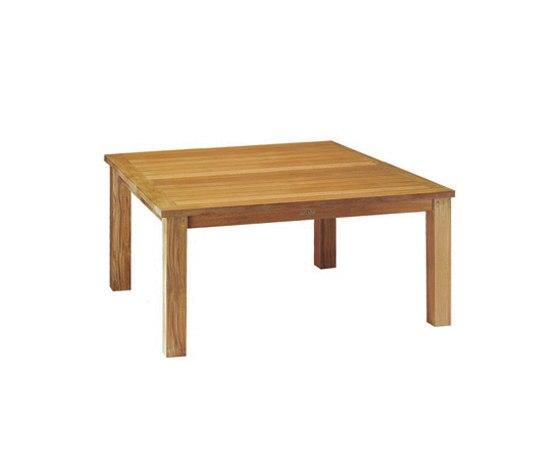 Solid Malibu MLB 150 table by Royal Botania | Dining tables
