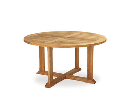 Solid Westham WES 140 table by Royal Botania | Dining tables