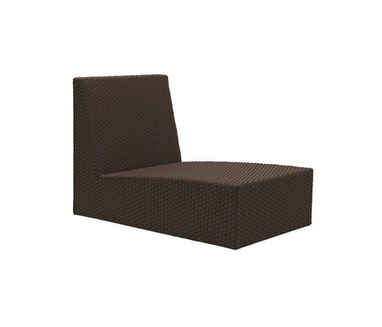 Sunday SUDL 70 lounger by Royal Botania | Sun loungers