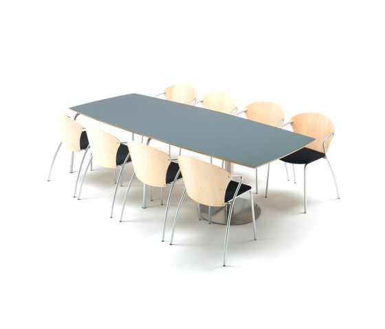 Train by onecollection | Conference tables