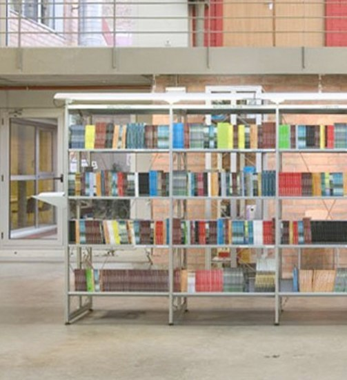 Sistema Store by BD Barcelona | Library shelving systems