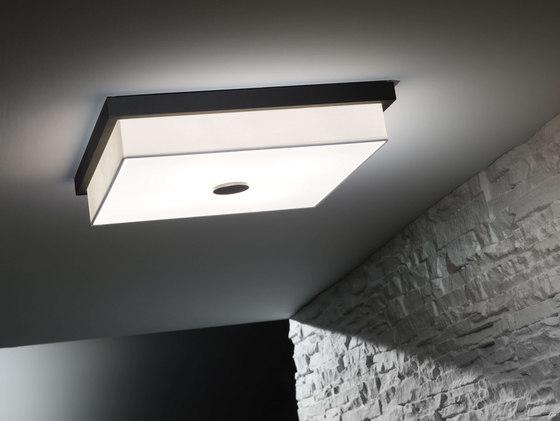Kuadrat ceiling light by BOVER | General lighting