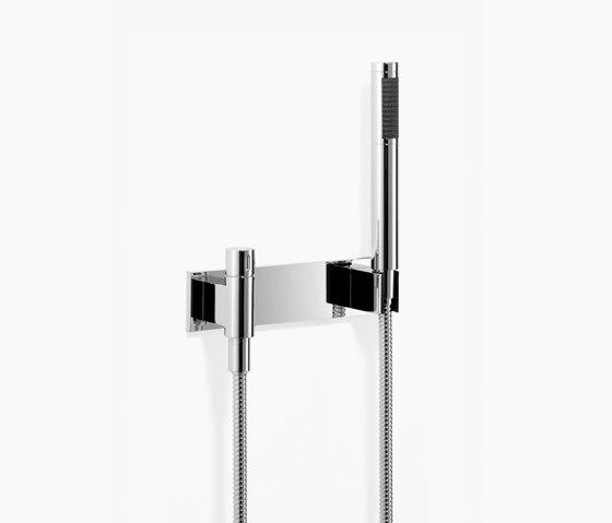 Symetrics - Complete hand shower set by Dornbracht | Shower controls
