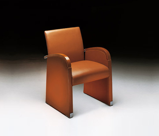 Arts sillón by Tresserra | Visitors chairs / Side chairs