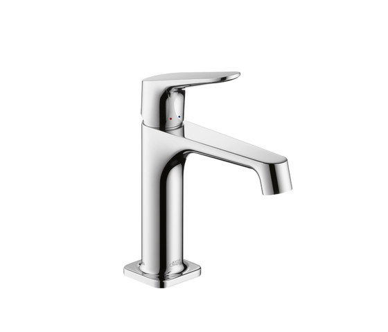 AXOR Citterio M Single Lever Basin Mixer without pull-rod DN15 by AXOR | Wash-basin taps