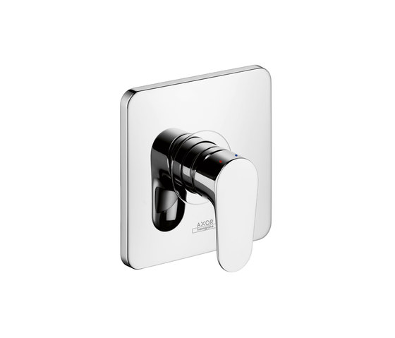 AXOR Citterio M Single Lever Shower Mixer for concealed installation by AXOR | Shower taps / mixers