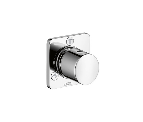 AXOR Citterio M Trio|Quattro Shut-off and Diverter Valve for concealed installation DN20 by AXOR | Bath taps
