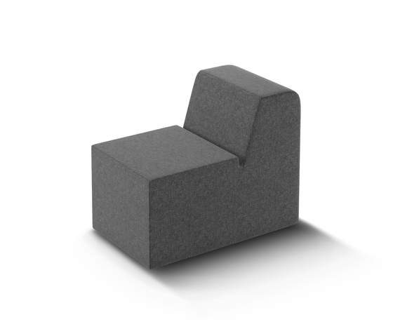 do_line Adapter by Designheiten | Modular seating elements