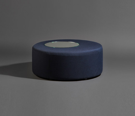 do_line Occasional table round by Designheiten | Side tables
