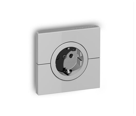 XT Plug & Dim Power Socket by Tobias Grau | Schuko sockets