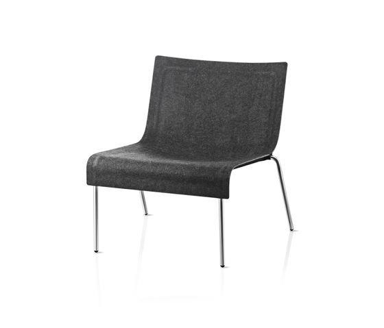 Gubi Lounge Chair 2 by GUBI | Lounge chairs