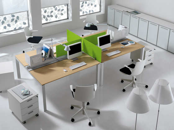 DV801-Entity by DVO | Desking systems