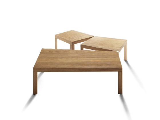 Campo arato by De Padova | Lounge tables