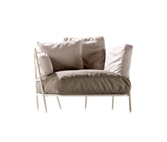 dehors outdoor armchair 370 by Alias | Garden armchairs