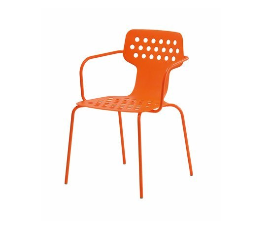 open chair 080 by Alias | Garden chairs