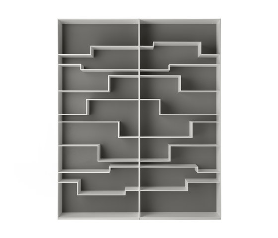 Melody by MDF Italia | Shelving