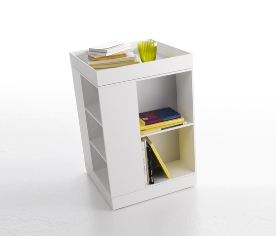 Box by MDF Italia | CD racks