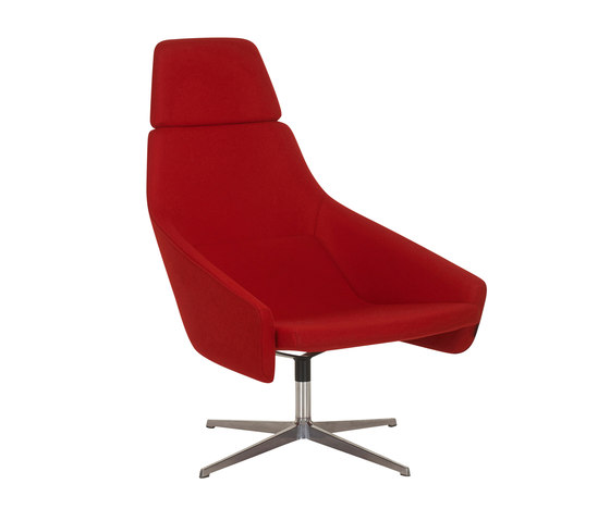 Wrap swivel base by Modus | Lounge chairs