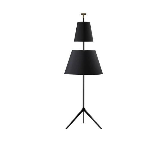 Bastone gr Floor lamp by Metalarte | General lighting