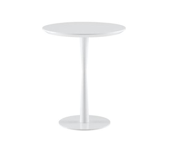 Flute Petite table de Poliform | Tables d'appoint