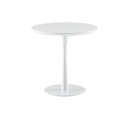 Flute coffe table by Poliform | Side tables