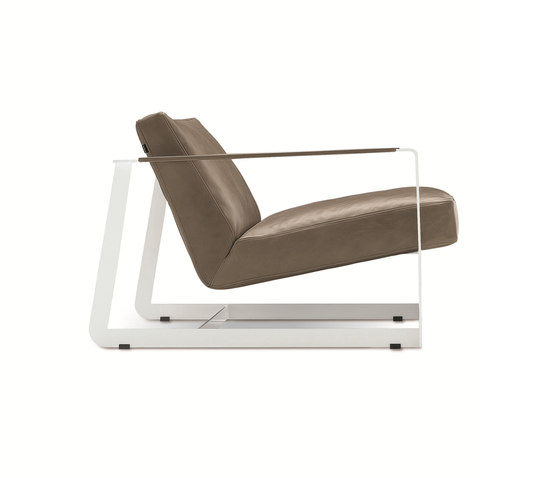 Gaston armchair by Poliform | Armchairs