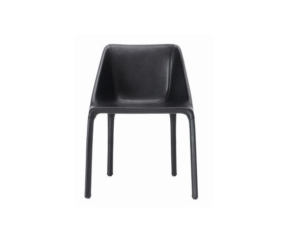 Manta chair by Poliform | Restaurant chairs