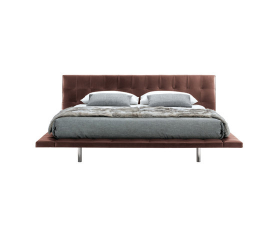 Onda bed by Poliform | Double beds