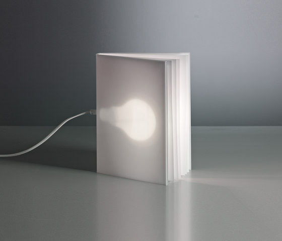 "TLVW96 ""Booklight"" Table lamp by Tecnolumen 