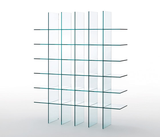 Glass Shelves #1 de Glas Italia | Estantería