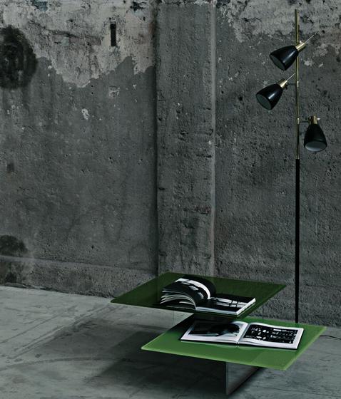 Kris-Kros by Glas Italia | Coffee tables
