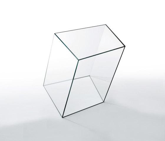 Wireframe by Glas Italia | Side tables