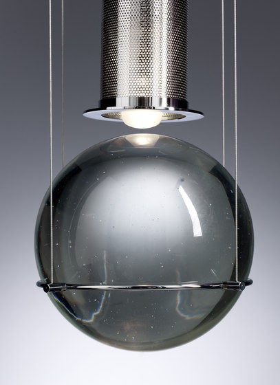 "HL3S81 ""Le tre streghe"" Pendant lamp by Tecnolumen | Suspended lights"