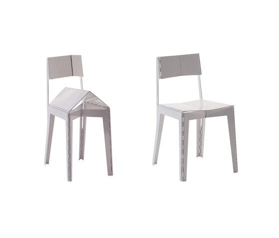 Stitch Chair | STC/1 by Cappellini | Restaurant chairs