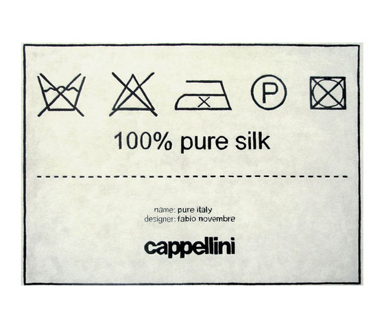 Pure Italy | MCP/4A by Cappellini | Rugs / Designer rugs
