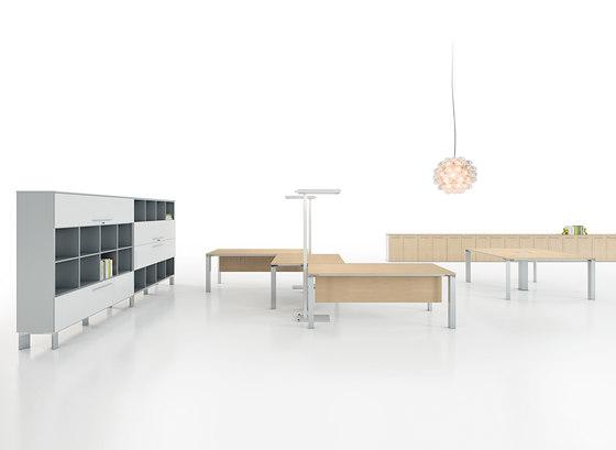 DV901-Vertigo 05 by DVO | Individual desks