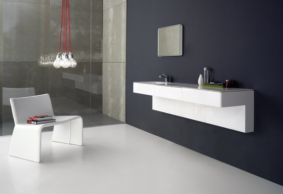 Ela Bathroom Furniture by Inbani | Vanity units